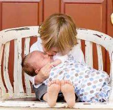 Baby und Kleinkind Ticket für den Basar